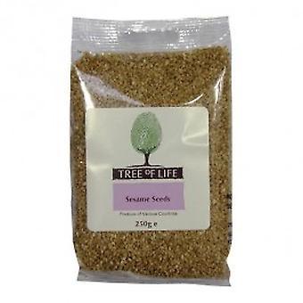 Tree Of Life - Organic Sesame - Unhulled Seeds
