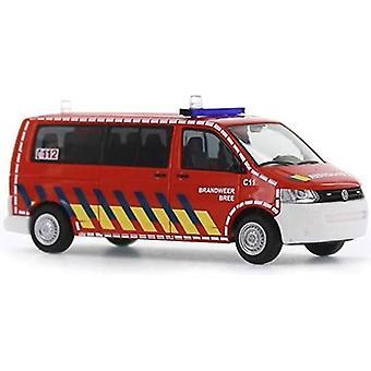 Rietze Automodelle - Volkswagen T5 Gp Busz Lr Red Emergancy Vehicle Kids Toy