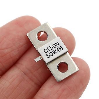 Rf Termination Microwave Resistor Dummy Load Rfp 150w 50ohm 150watt G150n50w4b
