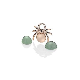 Anaïs Hot Diamonds Anais Rose Gold Plaqué Sterling Silver Spider Charm AC004