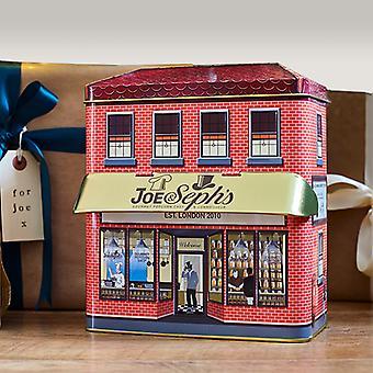 Gourmet Popcorn Shop Tin
