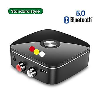 Récepteur Bluetooth 5.0 Sans fil, Auido Music 3.5 Mm Rca Aptx Ll Faible latence