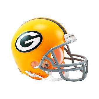Riddell VSR4 Mini Football Helmet - Green Bay Packers 1961-79