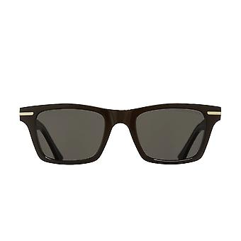 Cutler and Gross 1337 SUN 01 Black/Grey Sunglasses