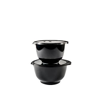 Rosti Margrethe schwarz Edition Bowl Set 4 Teile