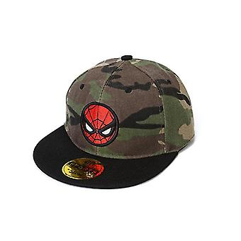 Cartoon Pattern Camouflage Baseball Cap