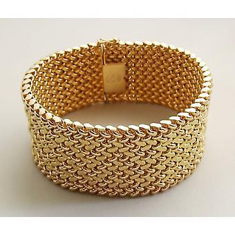 Gouden 18 karaat armband