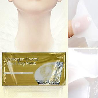 Collagen Crystal Neck Mask For Whitening, Anti Aging