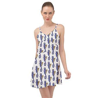Šaty letní šifon šaty