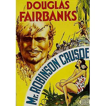 Mr. Robinson Crusoe [DVD] USA import