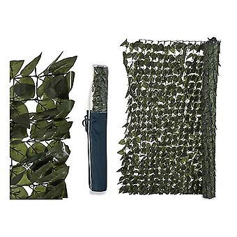 Separator Green Plastic (150 x 4 x 300 cm)