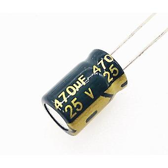Low Esr/impedance High Frequency Aluminum Electrolytic Capacitor