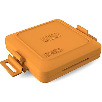 Morphy Richards 511644 MICO Toastie Toasted Sandwich Maker, Orange