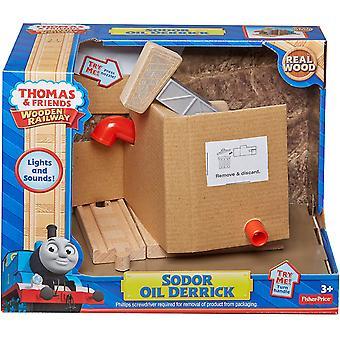 Thomas & friends - sodor oil derrick