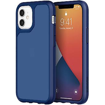 Griffin Survivor Strong GIP-046-NVY Protective Case for iPhone 12 Mini - Navy