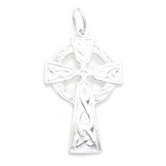 Celtic Cross Sterling Sølv Vedhæng 0,925 X 1 Celt Krydser Vedhæng