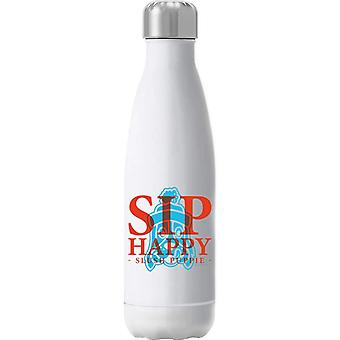 Slush Puppie Sip Happy Insulated Stainless Steel Water Bottle