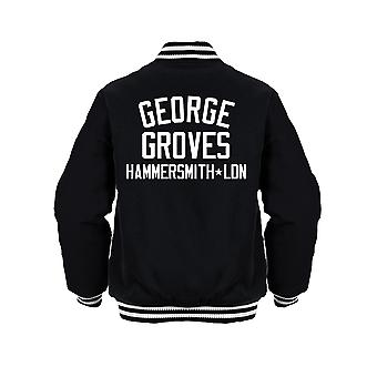 George Groves Boxernegende Jacke