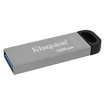USB stick Kingston DataTraveler DTKN Silver/128 GB