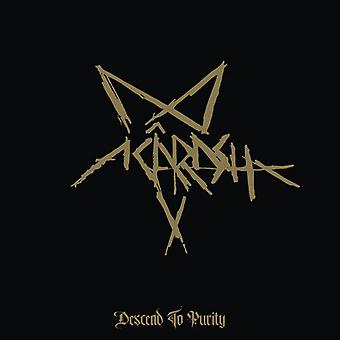 Acarash - Descend To Purity [Vinyl] USA import