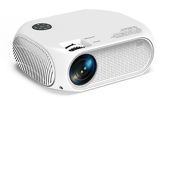 Salange Led Video Projector P58,3500 Lumens Home Theater Support Dolby Ac3