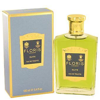 Floris Elite Eau De Toilette Spray By Floris 3.4 oz Eau De Toilette Spray