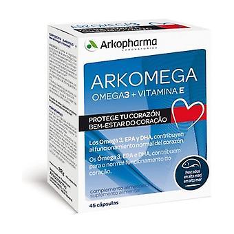 Arkomega 3 45 capsules