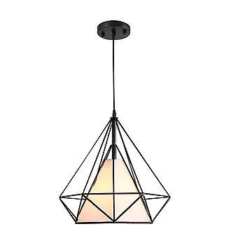 أضواء السقف المعدنية، أدى راحة الإبداعية الثريا مطعم مصباح الممر،