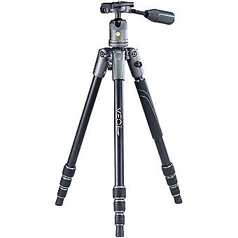 Vanguard veo2x 4 in 1 travel tripod, monopod, ball head with removeable pan handle (20 mm, aluminum)