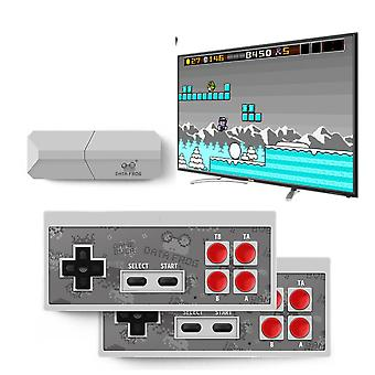 Data Frog Usb, Wireless, Handheld Tv Video Game Console, Build In Classic Game,