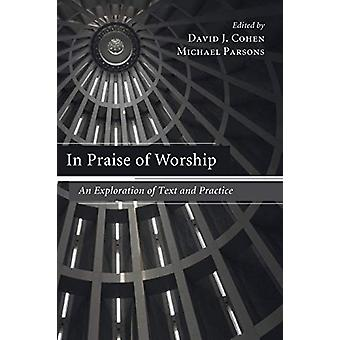 In Praise of Worship by David J Cohen - 9781608991457 Book