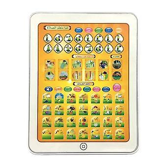 Learning Pad -kirjan lukukoneen kehitys lelu