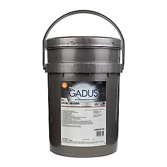 Shell 550028120  Gadus S4 V45Ac 00/000 18Kg Advanced Multipurpose Grease