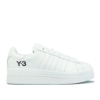 Men's Y-3 Hicho Trainers in White
