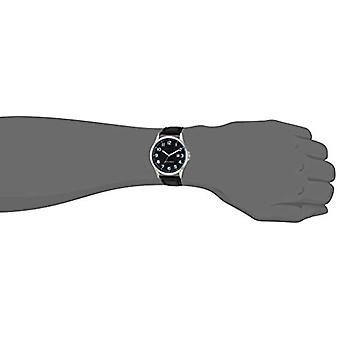 Essentials Herren leicht zu lesen Strap Watch