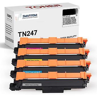 FengChun Kompatibel Toner Ersatz fr Bruder TN247 TN243 TN-247 TN-243 fr Bruder MFC-L3750CDW