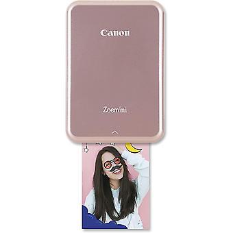 FengChun Zoemini Mini Fotodrucker (Mini Fotodrucker, Bluetooth, 5 x 7,5cm Fotos, Akku, ZINK Druck