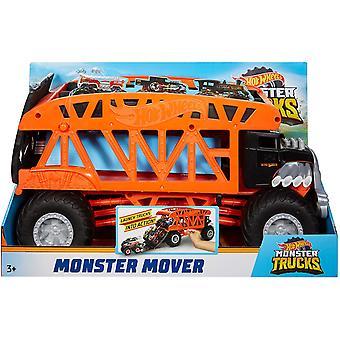 Hotwheels monster trucks - monster mover boneshaker