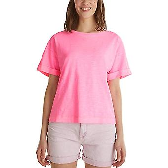 edc by Esprit 050CC1K305 T-Shirt, 670/pink, XL Women