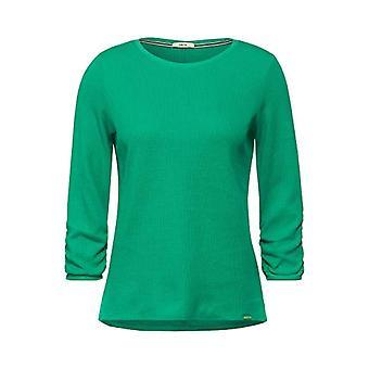 Cecil 315946 T-Shirt, Spearmint Green, XXL Women