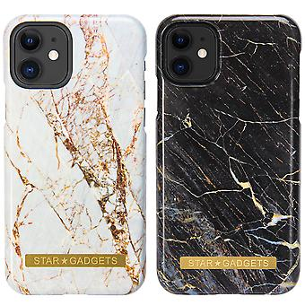 Iphone 11 - Shell / Protection / Marbre