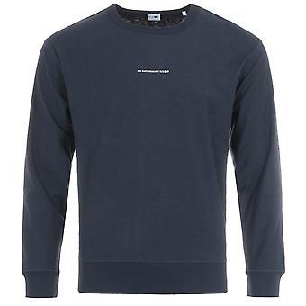 NN07 Jerome Sustainable Cotton Sweatshirt - Blue