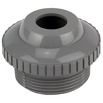 """Hayward SP1419DGR 0.75"""" Hydro Stream Directional Flow Inlet Fitting - Gray"""