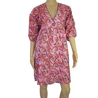 Antik Batik Womens 'Eclypse' V-Neck V Dress
