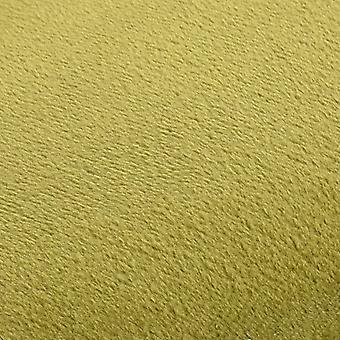 vidaXL Hocker Senfgrün und Golden Samt