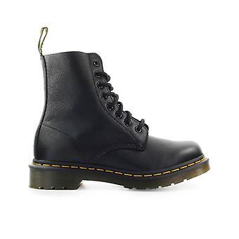 Dr. Martens 1460 Pascal Virginia Black Combat Boot