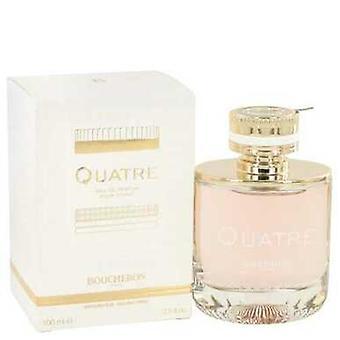 Quatre By Boucheron Eau De Parfum Spray 3.3 Oz (women)