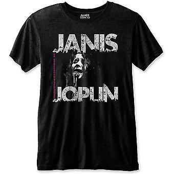 Janis Joplin Shea '70 Official Tee T-Shirt Unisex