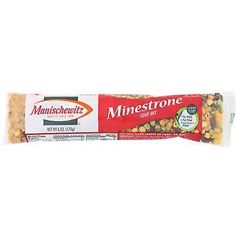 Manischewitz Soup Mix Minestrone, Case of 24 X 6 Oz
