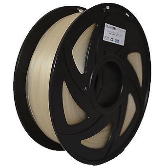 Elas 3d طابعة خيوط pla+ 1.75mm دقة الأبعاد +/- 0.04mm 1kg (2.2 رطل) بكرة 3dprinting المواد للطابعات 3D